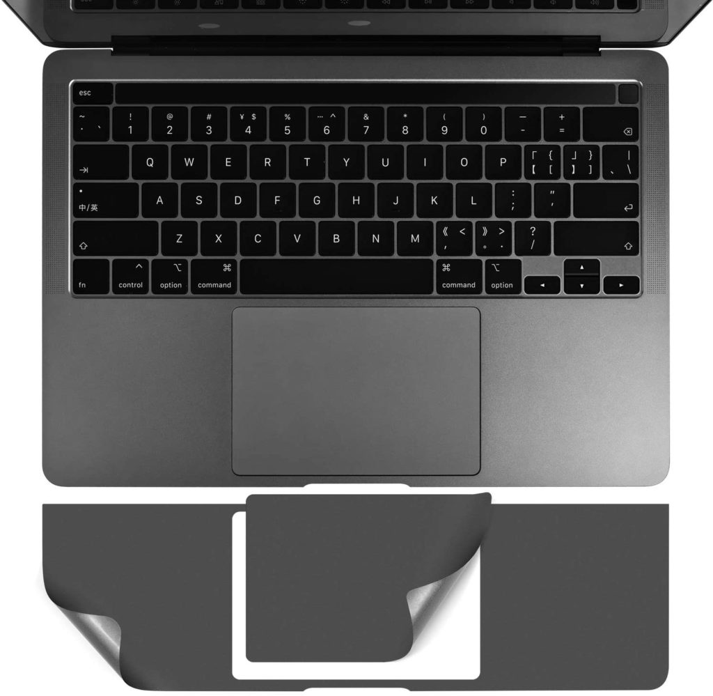 MacBook M1 PalmRest and TrackPad Protector